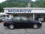2005 Dark Blue Metallic Chevrolet Malibu Sedan #10044034