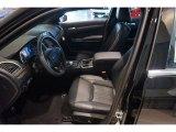 2015 Chrysler 300 C Platinum Platinum Black Interior