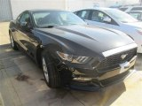 2015 Black Ford Mustang V6 Coupe #100592993