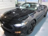 2015 Black Ford Mustang EcoBoost Premium Convertible #100592984