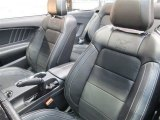 2015 Ford Mustang GT Premium Convertible Front Seat