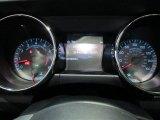 2015 Ford Mustang GT Premium Convertible Gauges