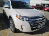 2014 White Platinum Ford Edge Limited #100592981