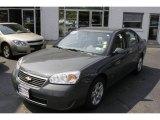 2008 Dark Gray Metallic Chevrolet Malibu Classic LS Sedan #10055059