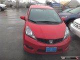 2013 Milano Red Honda Fit Sport #100612183