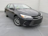 2015 Cosmic Gray Mica Toyota Camry XLE #100618837