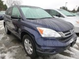 2011 Royal Blue Pearl Honda CR-V SE 4WD #100618970
