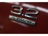 Audi TT 2004 Badges and Logos