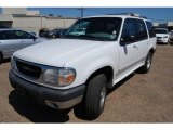 2000 Oxford White Ford Explorer XLT #10035866