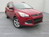 2015 Ruby Red Metallic Ford Escape SE #100636897
