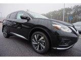 2015 Nissan Murano Platinum Front 3/4 View