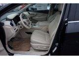 2015 Nissan Murano Platinum Cashmere Interior