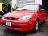 2004 Infra-Red Ford Focus SE Sedan #10050507