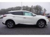 2015 Nissan Murano Pearl White