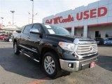 2014 Attitude Black Metallic Toyota Tundra Limited Crewmax #100636725