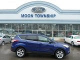 2014 Deep Impact Blue Ford Escape SE 2.0L EcoBoost 4WD #100636867