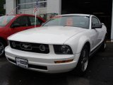 2006 Performance White Ford Mustang V6 Premium Coupe #10050511