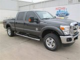 2015 Magnetic Ford F250 Super Duty XLT Crew Cab 4x4 #100636687