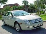 2008 Light Sage Metallic Ford Fusion SEL V6 #10042968