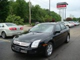 2008 Black Ebony Ford Fusion SE V6 #10048083