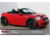 2015 Mini Roadster John Cooper Works
