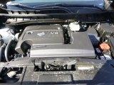 2015 Nissan Murano SV AWD 3.5 Liter DOHC 24-Valve V6 Engine