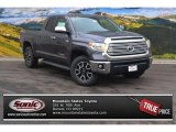 2015 Magnetic Gray Metallic Toyota Tundra Limited Double Cab 4x4 #100672235