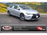 2015 Celestial Silver Metallic Toyota Camry XSE V6 #100672234
