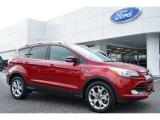 2015 Ruby Red Metallic Ford Escape Titanium #100672459