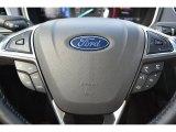 2015 Ford Fusion Hybrid Titanium Steering Wheel