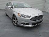 2015 Ingot Silver Metallic Ford Fusion SE #100672539