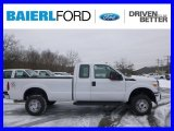 2015 Oxford White Ford F250 Super Duty XL Super Cab 4x4 #100672312