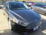 2015 Magnetic Metallic Ford Fusion SE #100672339