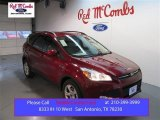 2015 Ruby Red Metallic Ford Escape SE #100672336