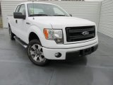 2014 Oxford White Ford F150 STX SuperCab #100672525