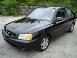 2001 Hyundai Accent GS Coupe