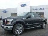 2015 Ford F150 XLT SuperCrew 4x4