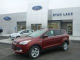 2015 Sunset Metallic Ford Escape SE 4WD #100715418