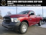 2015 Deep Cherry Red Crystal Pearl Ram 1500 Tradesman Regular Cab 4x4 #100715091