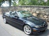 2006 Monaco Blue Metallic BMW 3 Series 330i Convertible #10043022