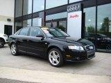 2008 Brilliant Black Audi A4 2.0T quattro Sedan #10048787