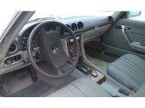 Mercedes-Benz SL Class Interiors