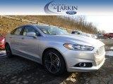 2015 Ingot Silver Metallic Ford Fusion Titanium #100751225