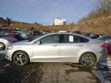 Ingot Silver Metallic Ford Fusion in 2015