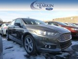 2015 Magnetic Metallic Ford Fusion SE #100751218
