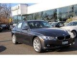 2014 Mineral Grey Metallic BMW 3 Series 335i xDrive Sedan #100751134