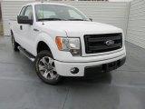 2014 Oxford White Ford F150 STX SuperCab #100751299