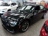 2015 Gloss Black Chrysler 300 S #100751566
