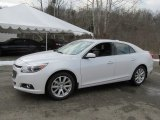 2015 Summit White Chevrolet Malibu LTZ #100751181