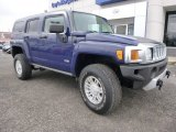 2009 All-Terrain Blue Hummer H3  #100751491